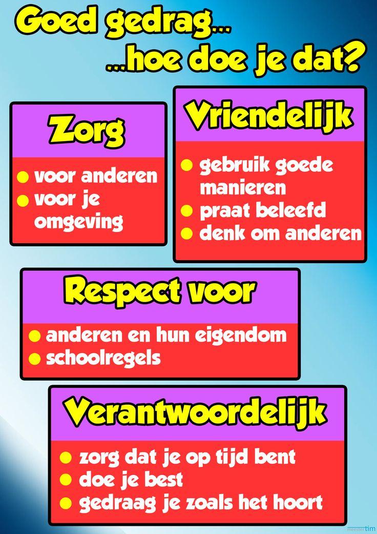 Goed gedrag - Meestertim.nl