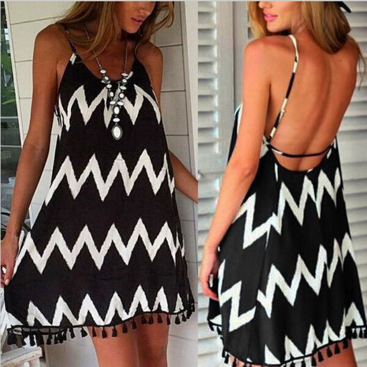 2016 New Arrival Women Summer Dresses Ladies Casual Loose Beach Strapless Mini Dress Freeshipping