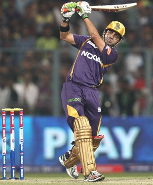 Gautam Gambhir led from the front with 41 as Kolkata Knight Riders downed Delhi Daredevils at Eden Gardens