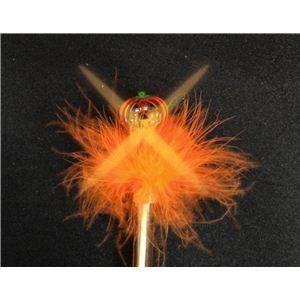 【コスプレ】 RUBIE'S(ルービーズ) HALLOWEEN(ハロウィン) Pumpkin Light Up Pen(パンプキン ライト アップ ペン) - 拡大画像