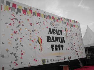 Indonesian Creative (INC@): Abut Banua Festival ( 06 - 09 Oktober 2017 )
