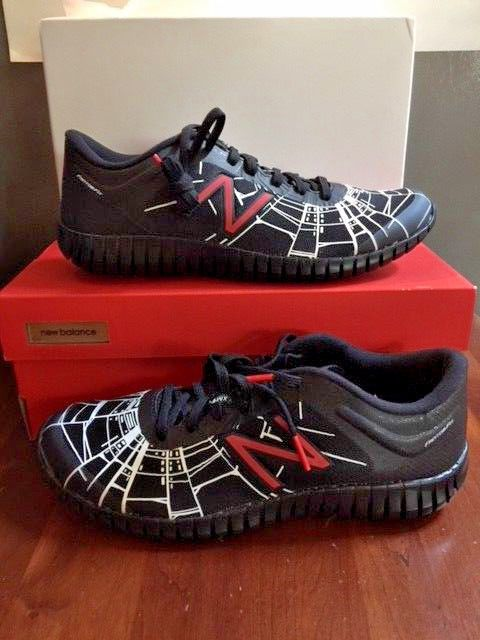 245bdb312172 New Balance Kids  Flexonic 99 Marvel Spiderman Running-Shoes KXM99S1Y SIZE  6.5  NewBalance  AthleticSneakers