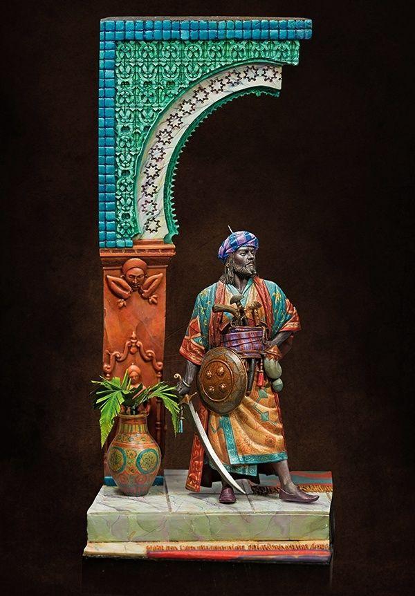 Moorish Men At Arm Painting Fantasy Paintings Moorish