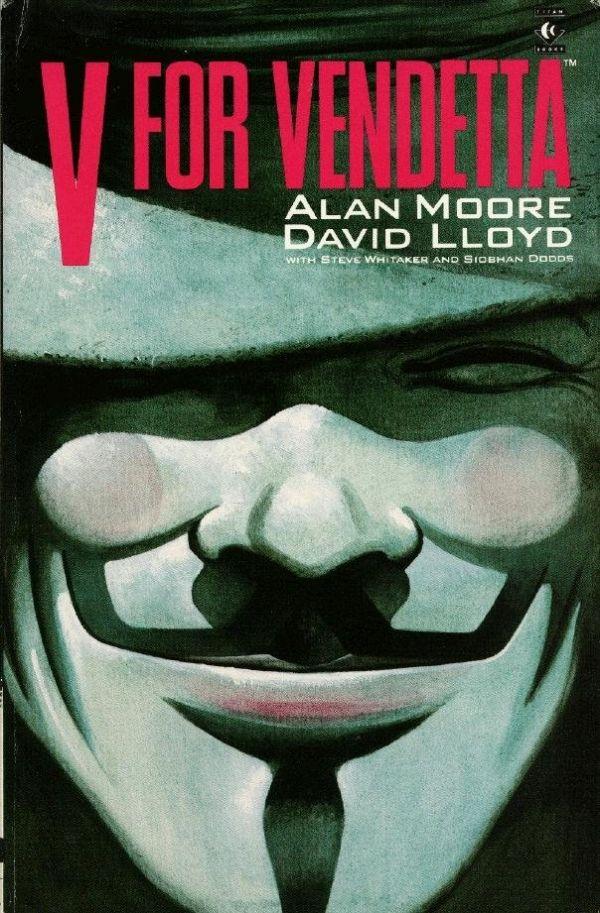 A Brave New World, Metropolis, V for Vendetta, Running Man, Animal ...