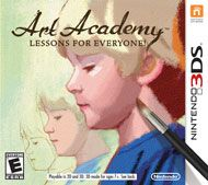 Art Academy: Lessons for Everyone for Nintendo 3DS | GameStop