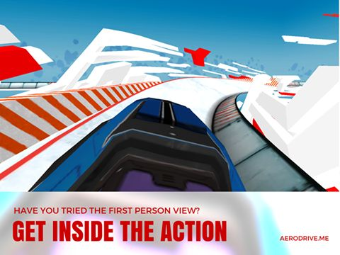 Try this out... Sure, never experienced before... #aerodrive #spacecraft #speed #firstpersonview