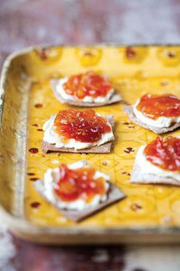 Early Girl Tomato Marmalade - Tomato marmalades are the perfect partners for crackers, cornbread, or sourdough.