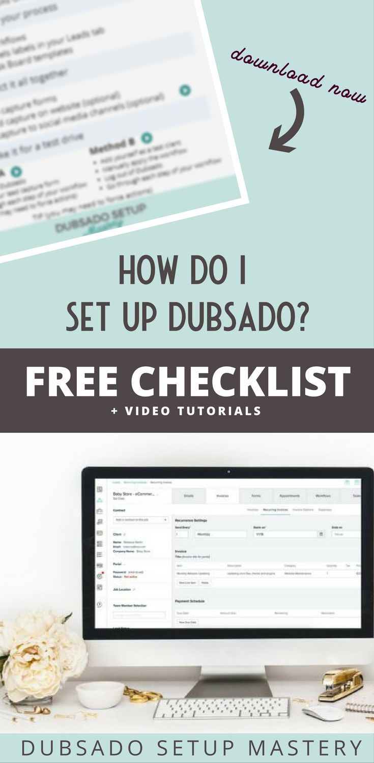 Best 25 coupon template ideas on pinterest coupon books for need help with dubsado setup download this free checklist to get your templates proposals fandeluxe Gallery