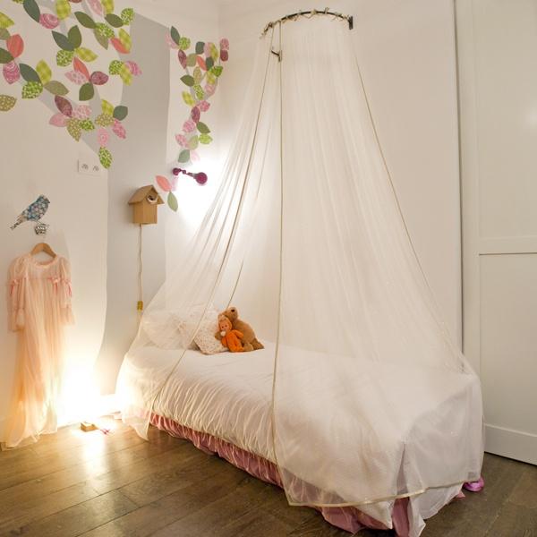 26 best lit baldaquin enfant images on pinterest girls bedroom canopy beds and child room
