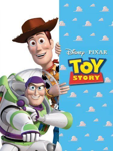 ♥♥♥1995 - Toy Story -- Woody, a cowboy doll, is Andy's favorite. But when Buzz Lightyear arrives the space hero takes Andy's room by storm! Their rivalry leaves them lost and in a nightmare with Sid, a toy-torturing boy next door. To escape they need to work together.