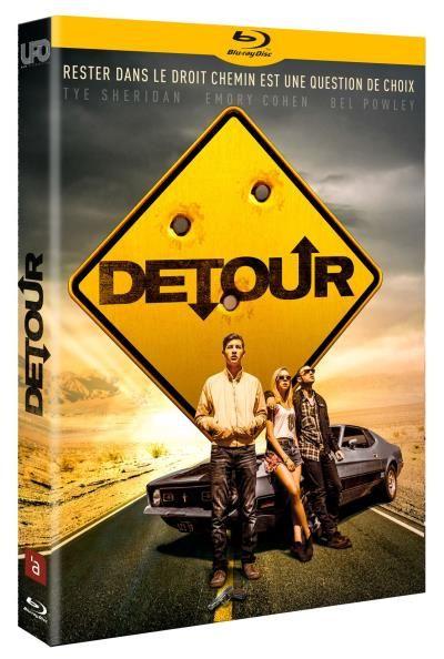 A l'occasion de la sortie en DVD et Blu-Ray le 14 mars 2017 et depuis le 17 février 217 en VOD de DETOUR un film de Christopher Smith avec Tye Sheridan, Emory Cohen et Bel Powley, Les Chroniq…