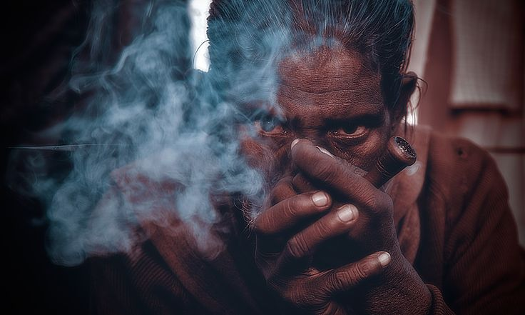 SMOKY by Amit Ghosh on 500px