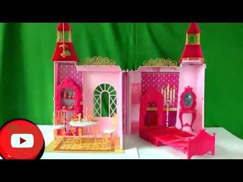 детские игрушки куклы Барби и Кен Помолвка Романтическое свидание в замке3