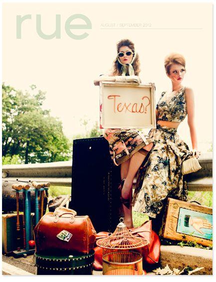 rue magazine - aug / sept 2012