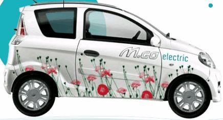 voiturette electrique MGO