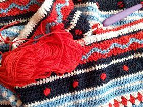 De creatieve wereld van Terray: Crochet Along week 11