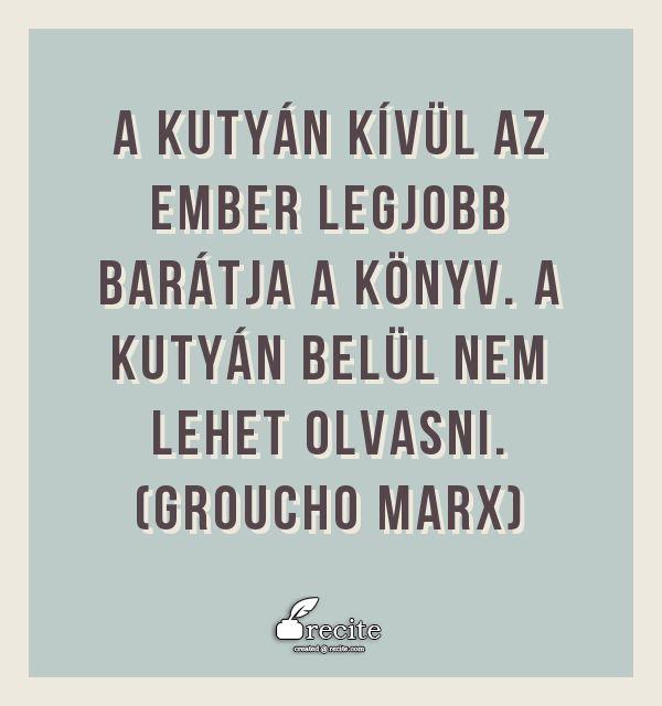 Groucho Marx-idezet