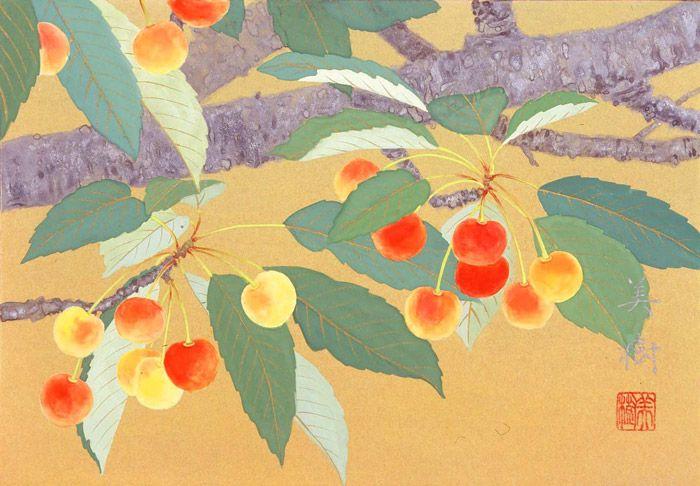 桜桃 2010年-40-野地美樹子 :- Cherry 2010 -40- Mikiko Noji