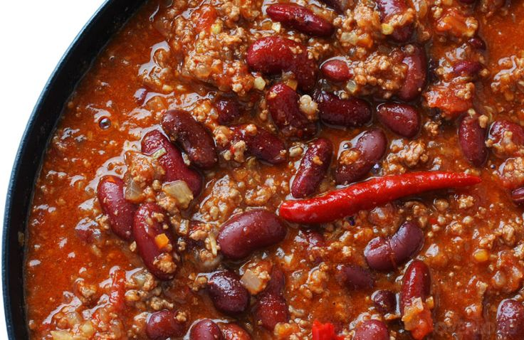 The Best Chilli Recipe In The World -