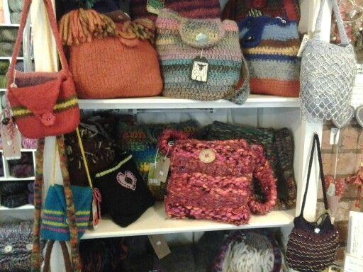 Woven Bag On Peg Loom Fiber Crafts Pinterest Loom