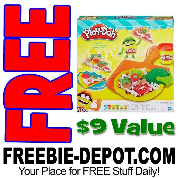 ►► FREE Play-Doh Pizza Party Set @ Walmart - $9 Value - Exp 2/18/17 ►► #Free, #FreeAfterRebate, #FREEStuff, #FREEbate, #Freebie, #Play-Dough, #Walmart ►►
