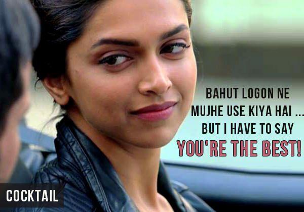 Deepika Padukone - 10 Killer Dialogues!