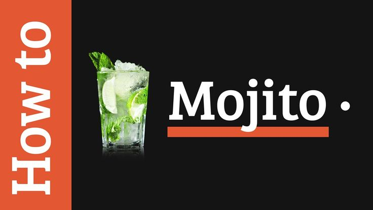 The complete guide to cocktails presents : How to make a classic Mojito…