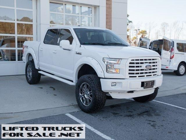 2015 ford f150 fx4 crew cab sherrod lifted truck ford. Black Bedroom Furniture Sets. Home Design Ideas