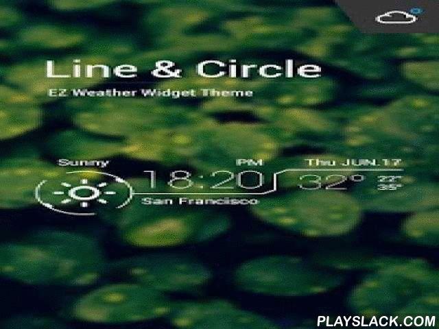 Minimalist Digital Clock Widge  Android App - playslack.com ,  Minimalist digital clock widge is een volledig uitgeruste applicatie voor aanpasbare digitale klok en weerbericht. De applicatie beschikt over het volgende: - 3 widget groottes, 1x1, 4x1 en 4x2- Vele skins die je voor elke widget kan kiezen- Verschillende weericoon-skins - Verschillende fonts voor de tijd - Automatische locatie (van mobiele telefoon/wifi of GPS) of handmatig (gespecificeerd door de gebruiker) - Wereldweer en…