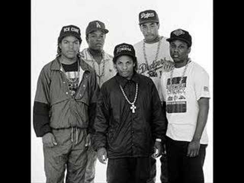 """N.W.A. / Gangsta Gangsta (1988) -- Check out the """"Hip Hop Hooray!!"""" YouTube Playlist --> http://www.youtube.com/playlist?list=PLF91CB20FC4FA2DA5 #hiphop"""