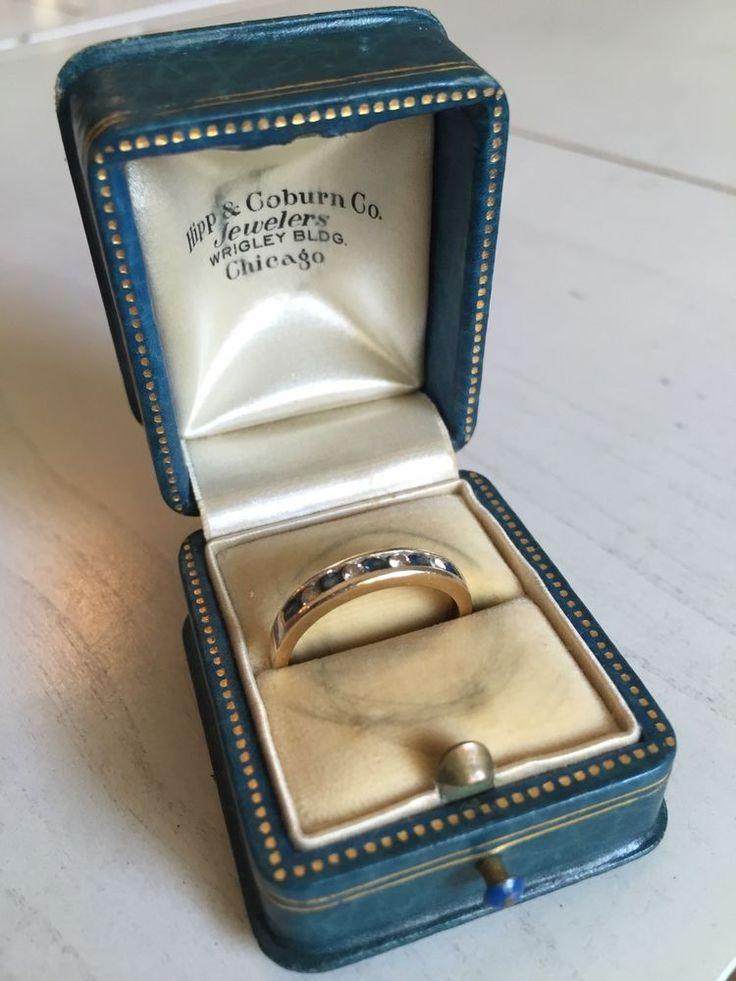 De 138 bsta Vintage Jewelry and Jewelry Boxesbilderna p Pinterest