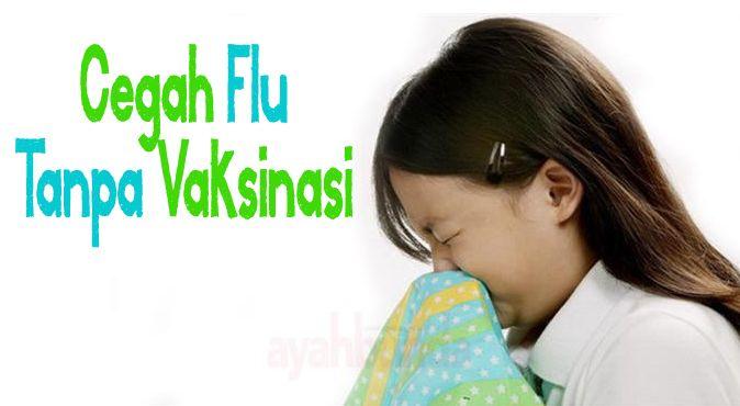 Musim hujan belakangan ini membuat bayi dan balita mudah terserang flu. Klik link di atas untuk mengetahui cara mencegahnya