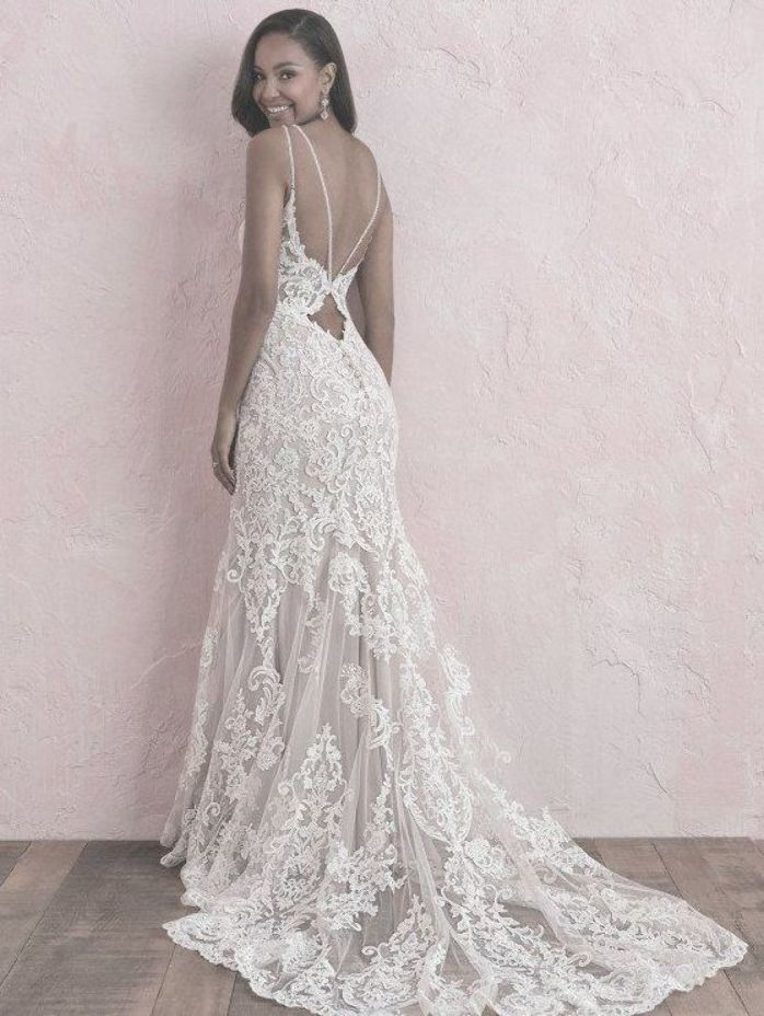 Pin By Dickey Tailor On Bridal Collection Allure Bridal Wedding Dresses Beach Wedding Dresses Backless