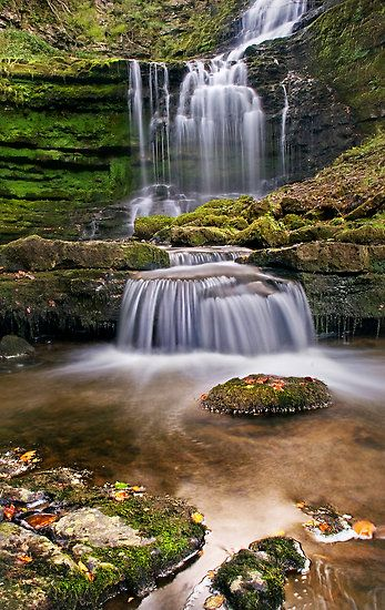 Scalebar Force, Settle, Yorkshire Dales