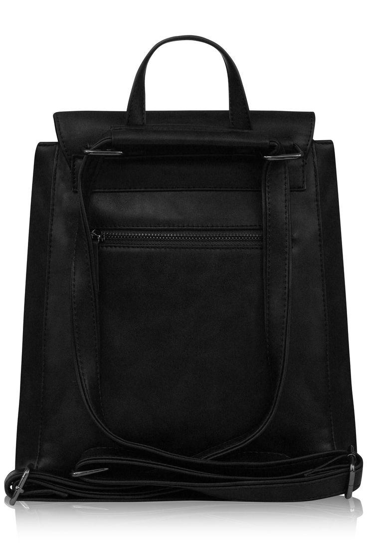 Недорогой женский рюкзак LEON на каждый день сумки оптом TRENDY BAGS. Зад
