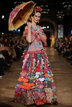 Victoria secret fashion show 2018 flamenco dresses