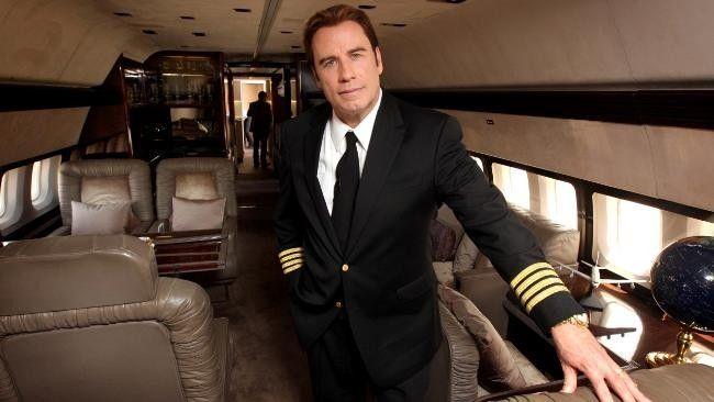 John Travolta's Home is an Airport