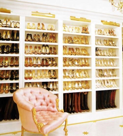 Dream Closet #shoes
