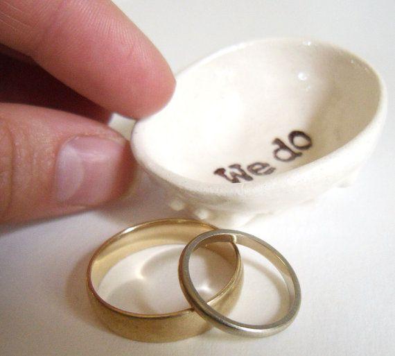 WE mariage ou bague de fiançailles titulaires par ElyciaCamille