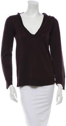 Maison Martin Margiela Wool Sweater - Shop for women's Sweater - Purple Sweater