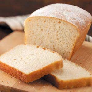 Best Potato Bread - so delicious! I used milk to replace the 1/2 cup warm water. Yum!
