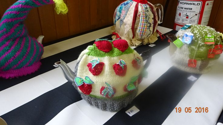 Tea Cosy at Fish Creek Tea Cosy Festival
