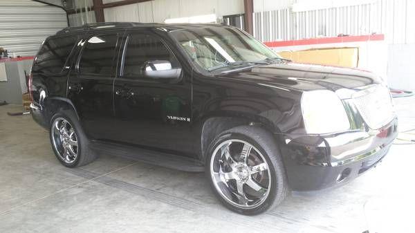Used 2007 GMC Yukon for Sale ($18,500) at Belton, SC