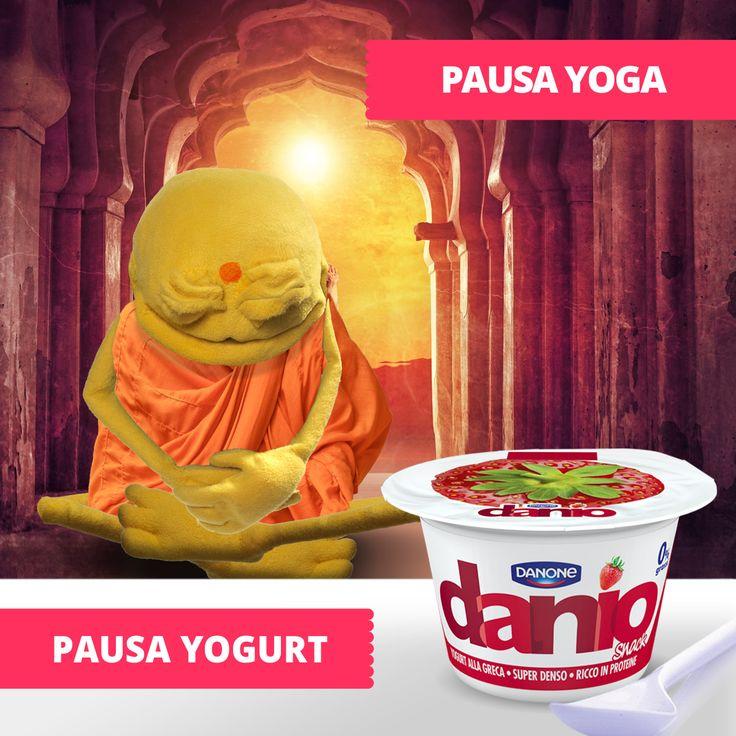 Sulla meditazione devo esercitarmi, ma sulla 'masticazione' sono fortissimo!