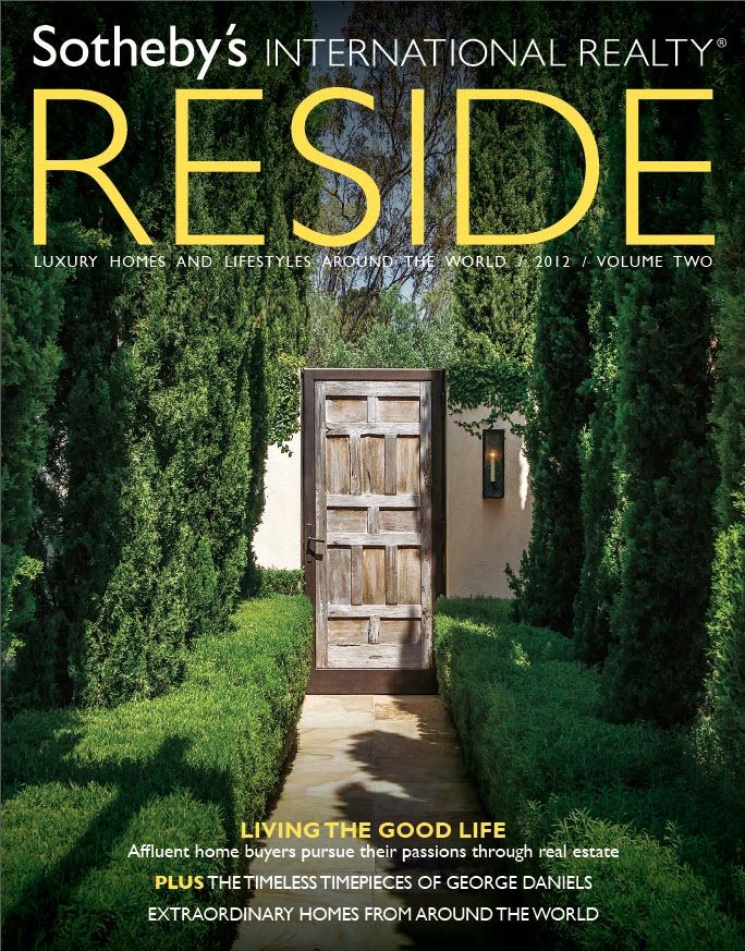 Fall 2012 Reside® Magazine