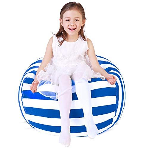 Pleasant Stuffed Animal Storage Bean Bag Chair Bean Bag Cover For Camellatalisay Diy Chair Ideas Camellatalisaycom