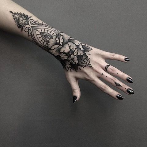 @blacktattooing By @vildantattoo ...Instagram photo | Websta (Webstagram)