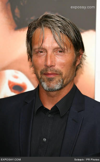 Mads Mikkelsen (HE NEEDS SHARPER CHEEKBONES TO BE CRONUS THOUGH!)