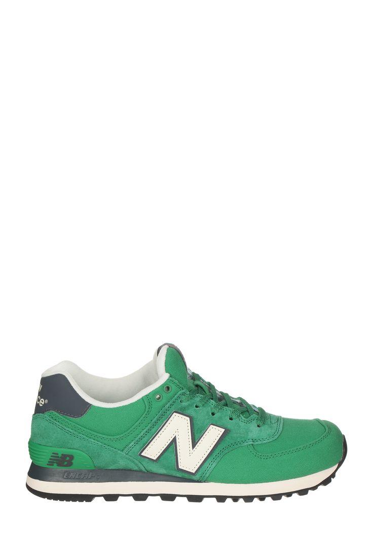 Trainers / Wedge trainers - 417561-60 - Green New Balance on MonShowroom.com