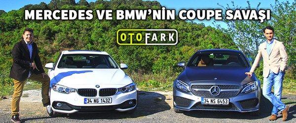Oto Fark Bölüm 5: Mercedes C180 Coupe - BMW 420d Coupe